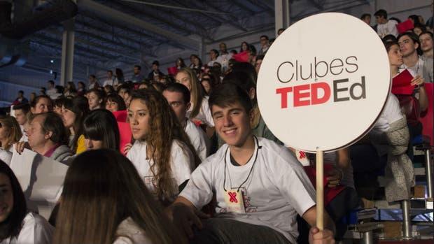 5500 estudiantes participan este a?o de los Club TED-Ed