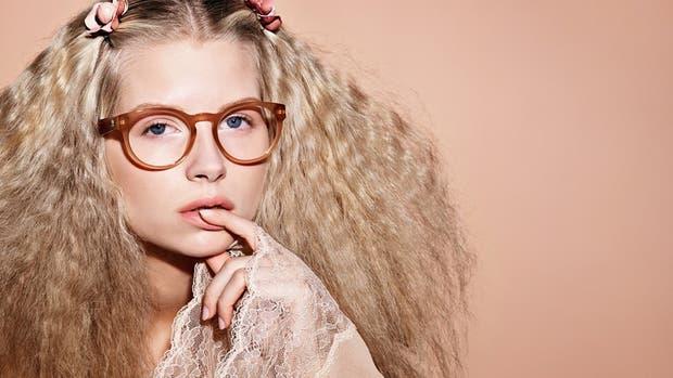 Lottie es la nueva modelo de gafas Chanel y hermana de Kate Moss