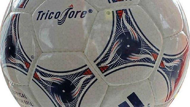 1998 Francia: la Tricolore fue la última inspirada en la Tango. Foto: Archivo