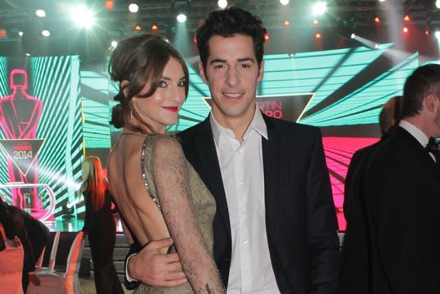 Julieta Zylberberg y a Esteban Lamothe