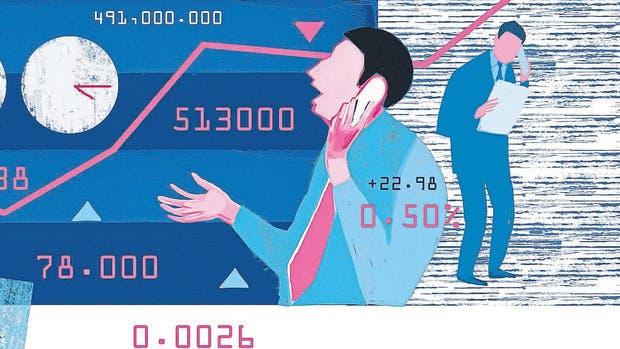 Resultado de imagen para mercados de capitales versus economia real