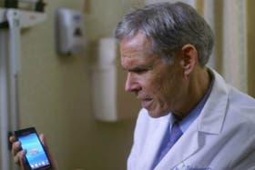 El doctor Topol está a favor de las nuevas tecnologías que ayudan a controlar la salud de las personas