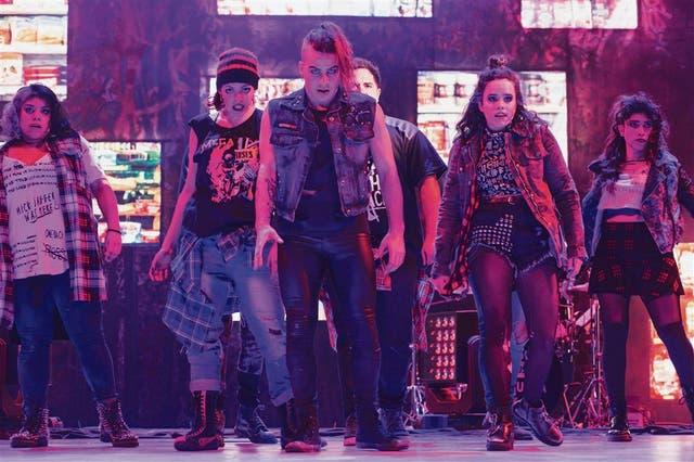 La desazón posadolescente, uno de los ejes del musical de Green Day