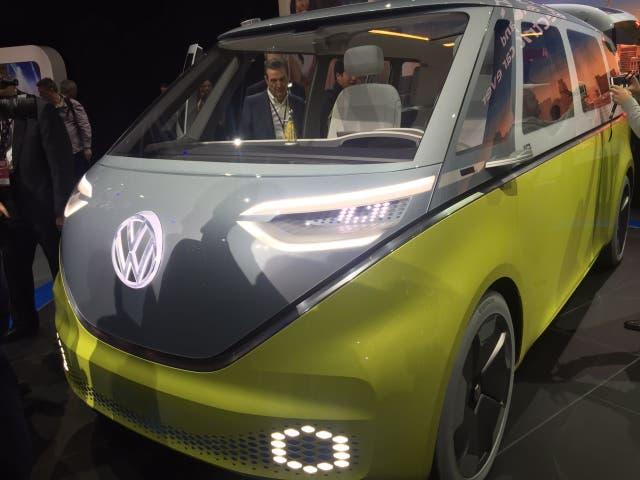 Es el segundo modelo eléctrico de la marca alemana