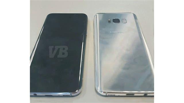 El Galaxy S8 en la foto que publicó Evan Blass