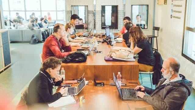 Los emprendedores van por la industria fintech