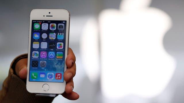 El iPhone 5s, presentado en 2014, es el modelo más antiguo en admitir iOS 11