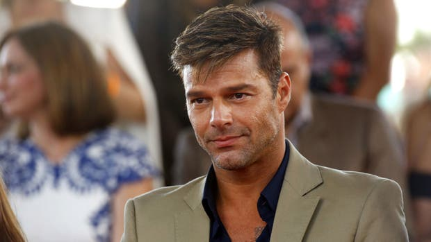 Ricky Martin será pareja de Edgar Ramírez