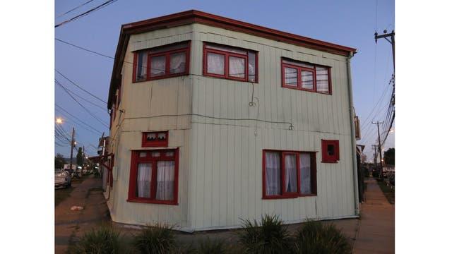 Vivienda pionera en Valdivia