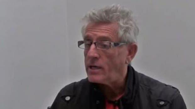 Daniel Giraudo, el dirigente opositor agredido
