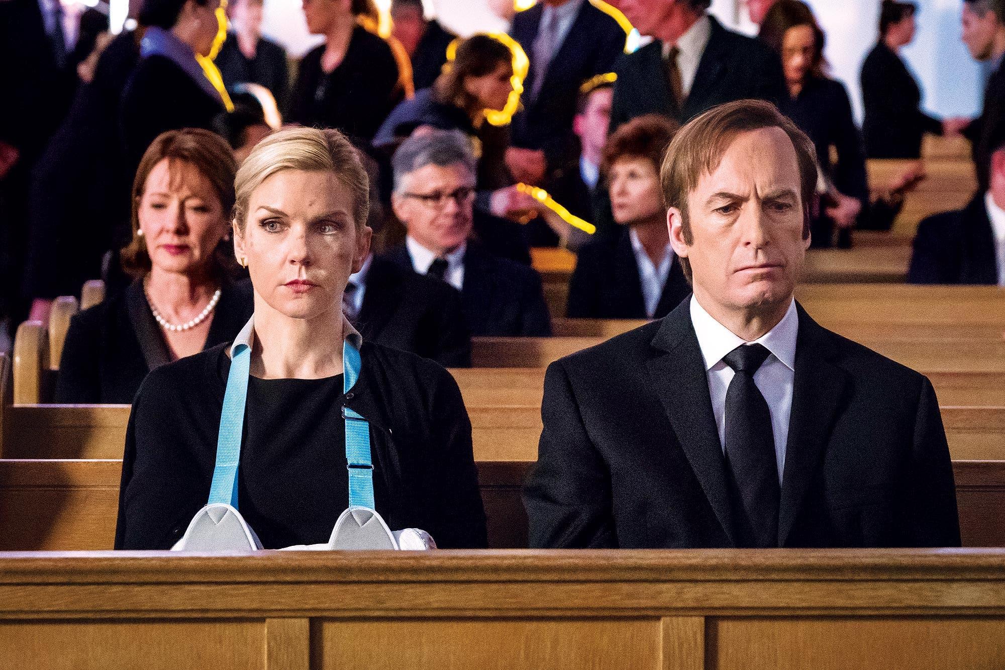 'Better Call Saul' crece y puede superar 'Breaking Bad'