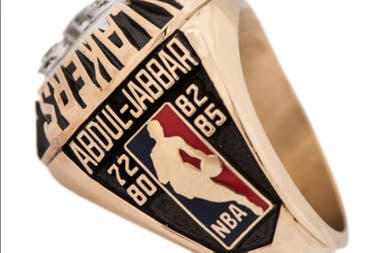 El anillo de 1987