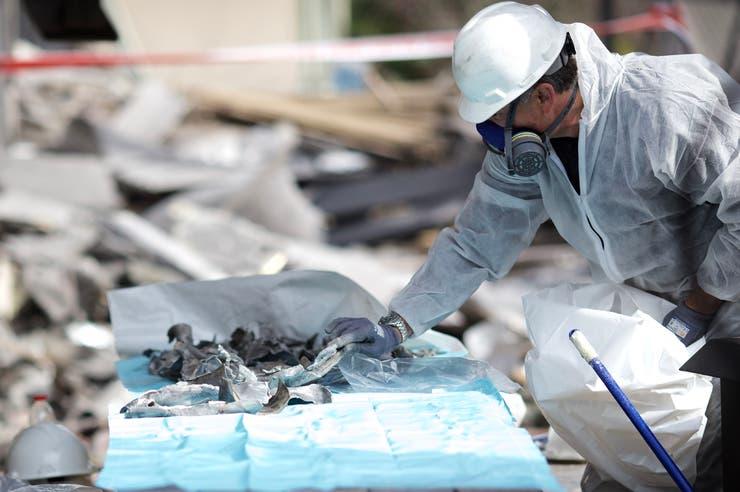 El misil impactó contra una vivienda de Mishmeret, a más de 80 km de la Franja de Gaza
