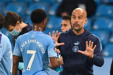 Manchester City de Pep Guardiola, ya clasificado a la próxima edición de la Champions League, recibe a Bournemouth