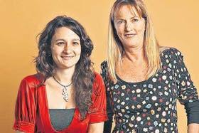 Melina Furman y María Eugenia de Podestá, autoras del libro premiado