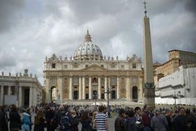Desde mañana, todas las miradas estarán sobre el Vaticano