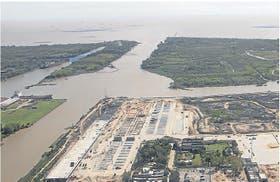 Denuncian efecto de la apertura del canal en las islas Paulino y Santiago