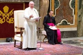 El papa Francisco llevó a cabo cambios en la curia romana, el gobierno central de la Iglesia