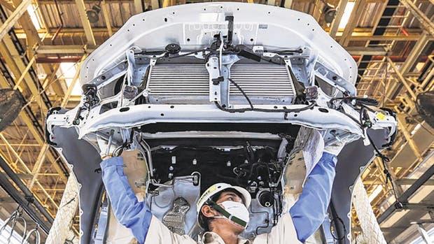 Toyota planea presentar una nueva estructura de negocios en marzo.