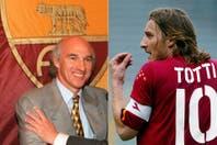La durísima frase de Francesco Totti contra Carlos Bianchi