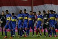 Argentinos se impuso a los suplentes de Boca por 1-0 con un gol de Bueno