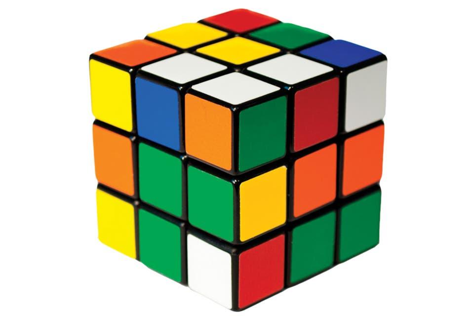 Deconstruyendo un objeto: el cubo Rubik