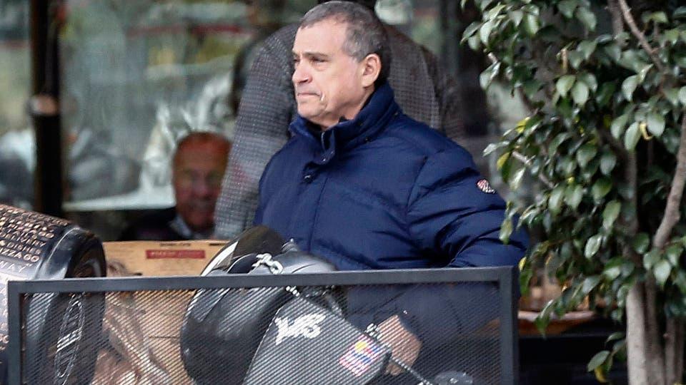 El ex espía habló con la nacion, en su primera entrevista desde que regresó al país Agustín Marcarian