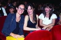 Noche de soltera: Griselda Siciliani disfrutó de una salida a puro rock