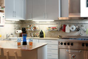 Claves para optimizar el espacio en la cocina
