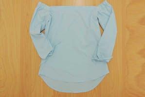 DIY: cómo hacer una blusa off shoulder, paso a paso