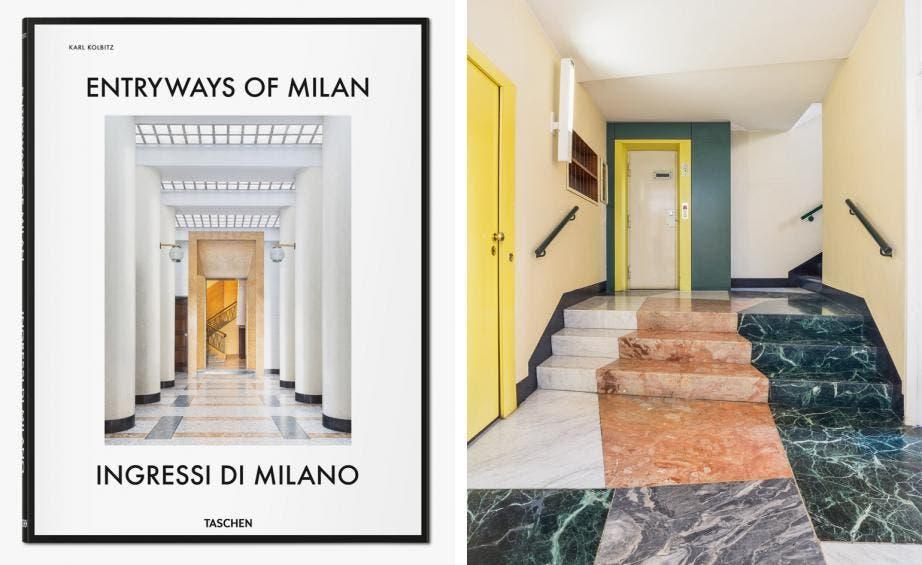 Desde adentro: los edificios más lindos de Milán, la capital del diseño