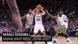 El homenaje de San Antonio Spurs a Manu Ginóbili: el video con lo mejor de la temporada