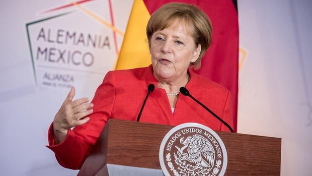 Peña Nieto y Merkel firmarán acuerdo de colaboración