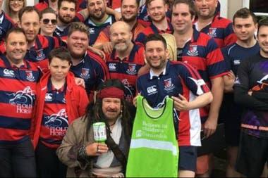 Alylestone Athletic teammates organized fundraising events for Carroll