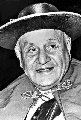 El Concilio dio por tierra con la idea de que Juan XXIII era un papa de transición