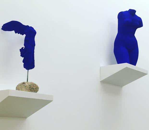 Yves Klein en Proa