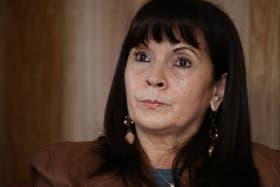 Susana Trimarco lucha desde el 2003 por saber qué ocurrió con su hija Marita