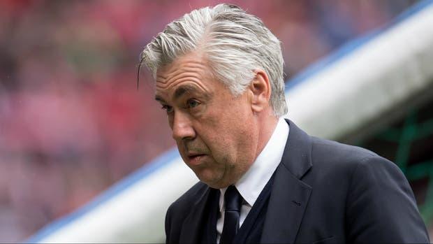Ancelotti fue despedido