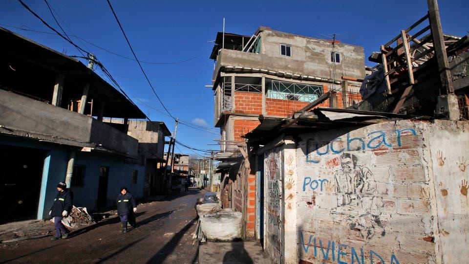 Es el asentamiento porteño que más ganó en altura, pese a las restricciones que rigen para construir.. Foto: LA NACION / Emiliano Lasalvia