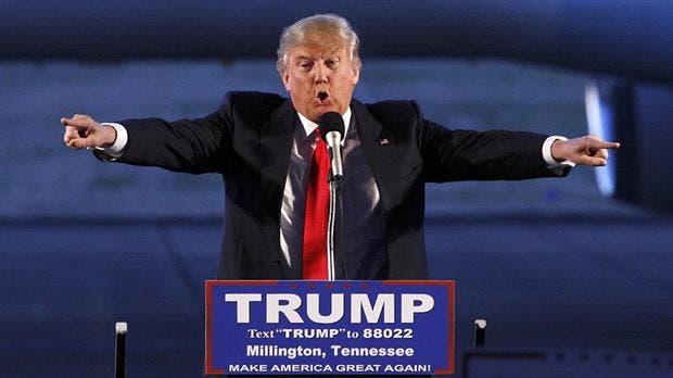 Trump dará este miércoles su primera rueda de prensa en meses