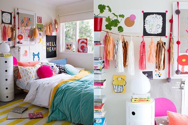 Dormitorios infantiles: Ideas, diseos y decoracin homify