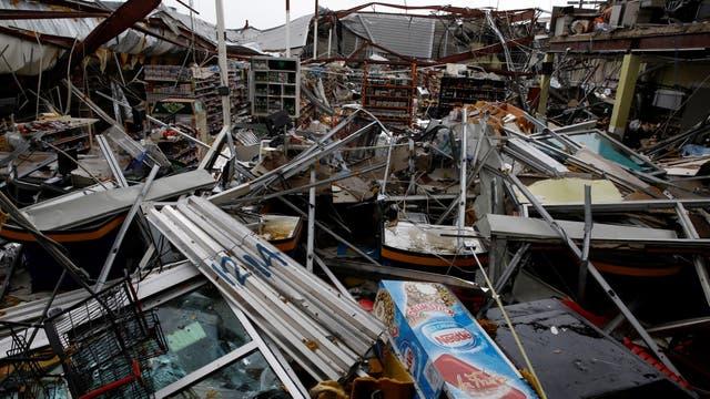 Puerto Rico: el alcance de los daños se desconoce porque hay docenas de municipalidades aisladas e incomunicadas