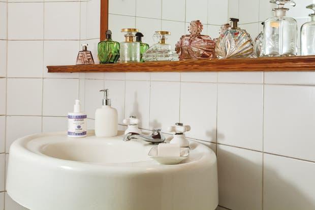 Bachas Para Baño Con Pie:El baño, con bacha original de pie