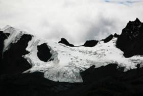 Muchos culpan al calentamiento global por la pérdida de glaciares