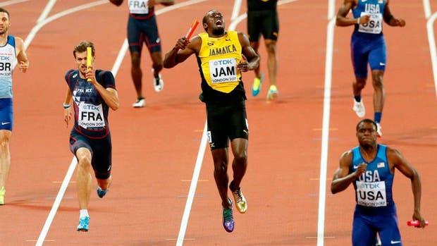 El dolor de Bolt