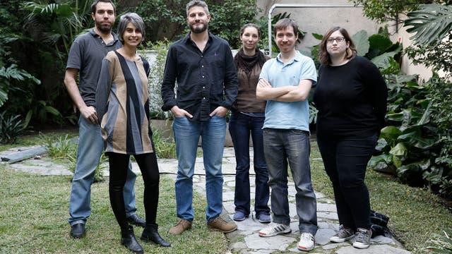 Agustín Ibañez, neurocientífico de Ineco y su equipo