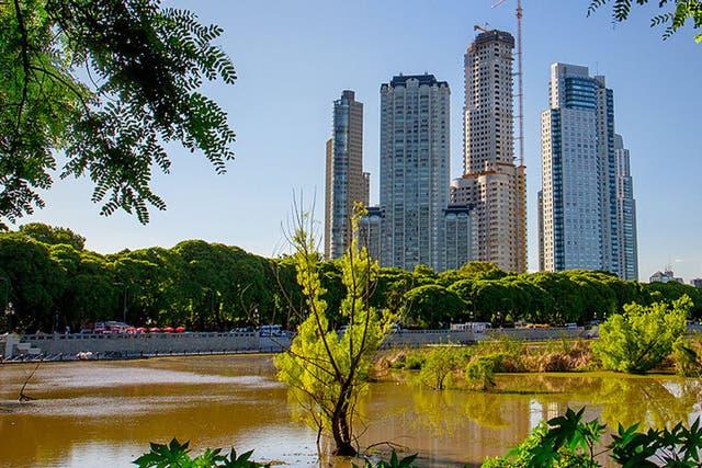 Reserva Ecológica (Foto gentileza del Gobierno de la Ciudad)