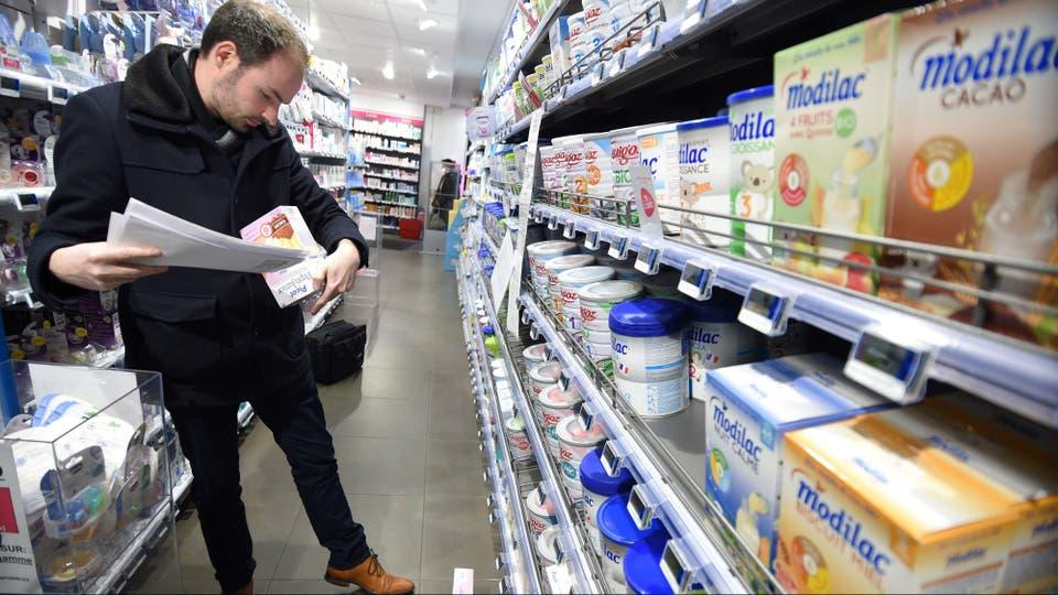 Inspectores de salud en supermercados franceses por la contaminación con salmonella