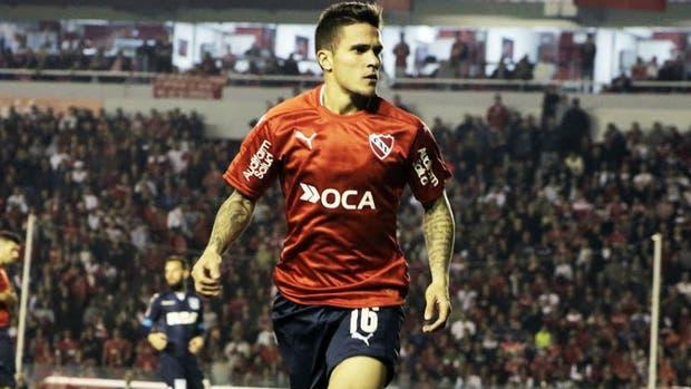 El defensor de Independiente tuvo su charla con Sampaoli este jueves