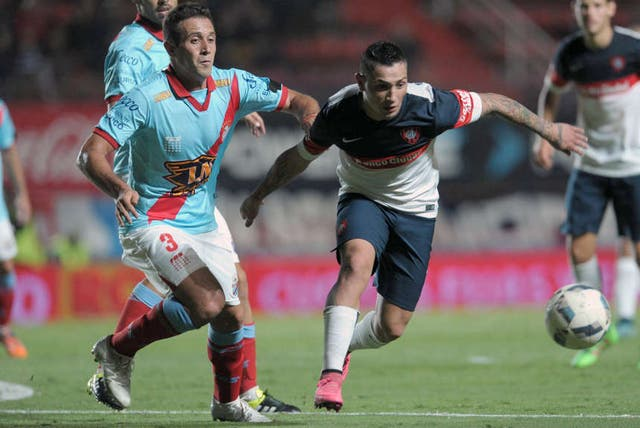 Un San Lorenzo alternativo festejó ante Arsenal